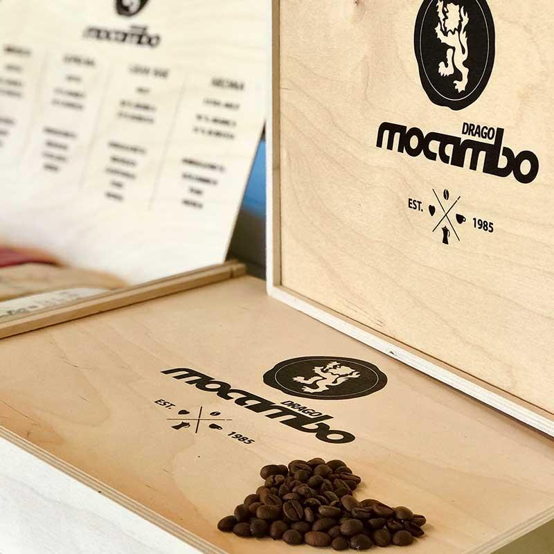Drago Mocambo Genussbox 4 x 250 g