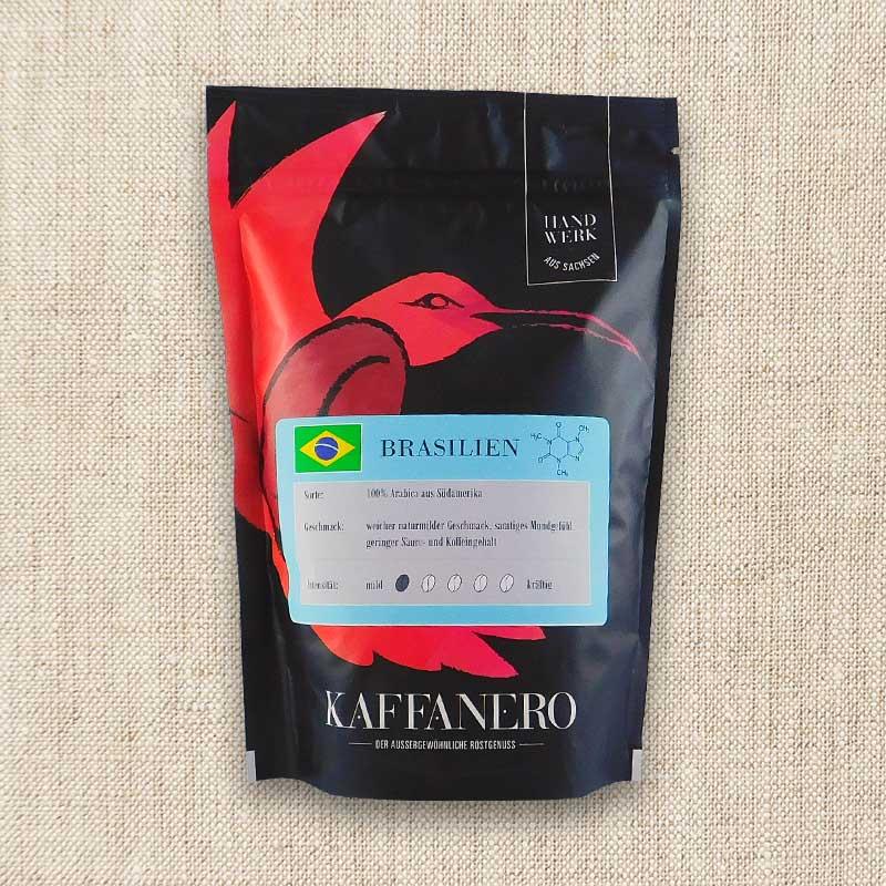 Kaffanero Brasilien 250 g