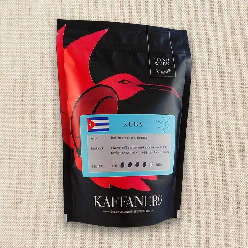 Kaffanero Kuba 250 g