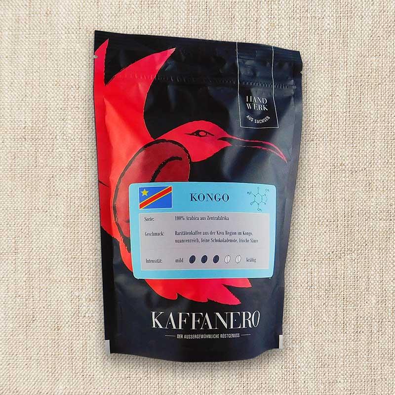 Kaffanero Kongo Kivu 250 g
