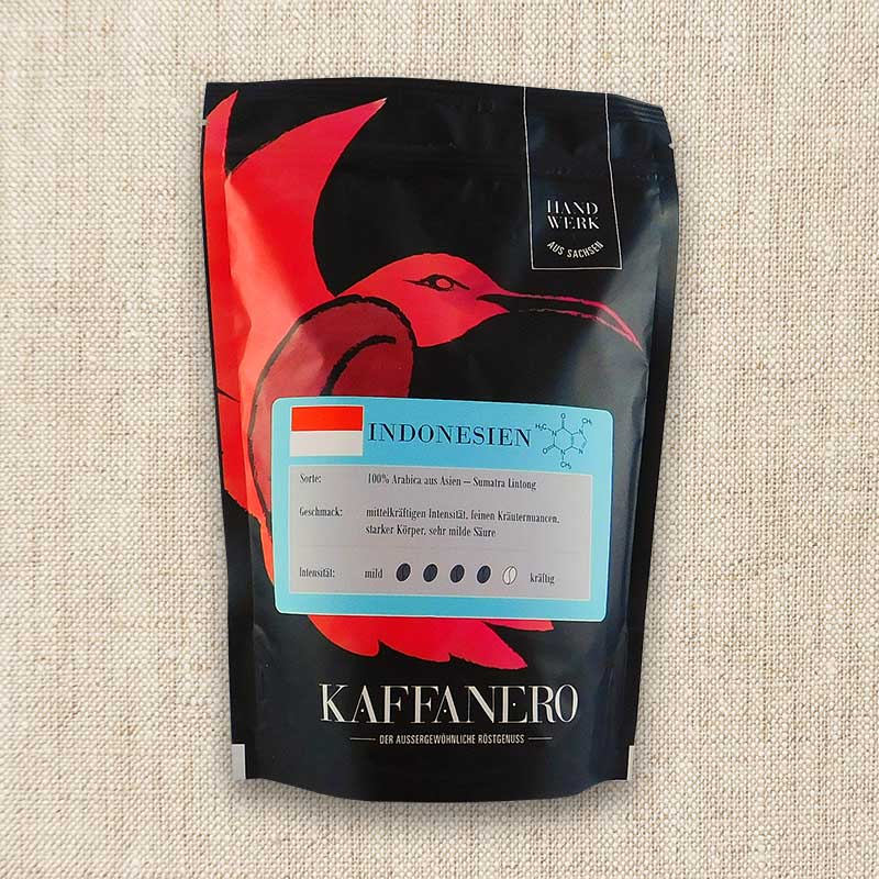 Kaffanero Indonesien 250 g
