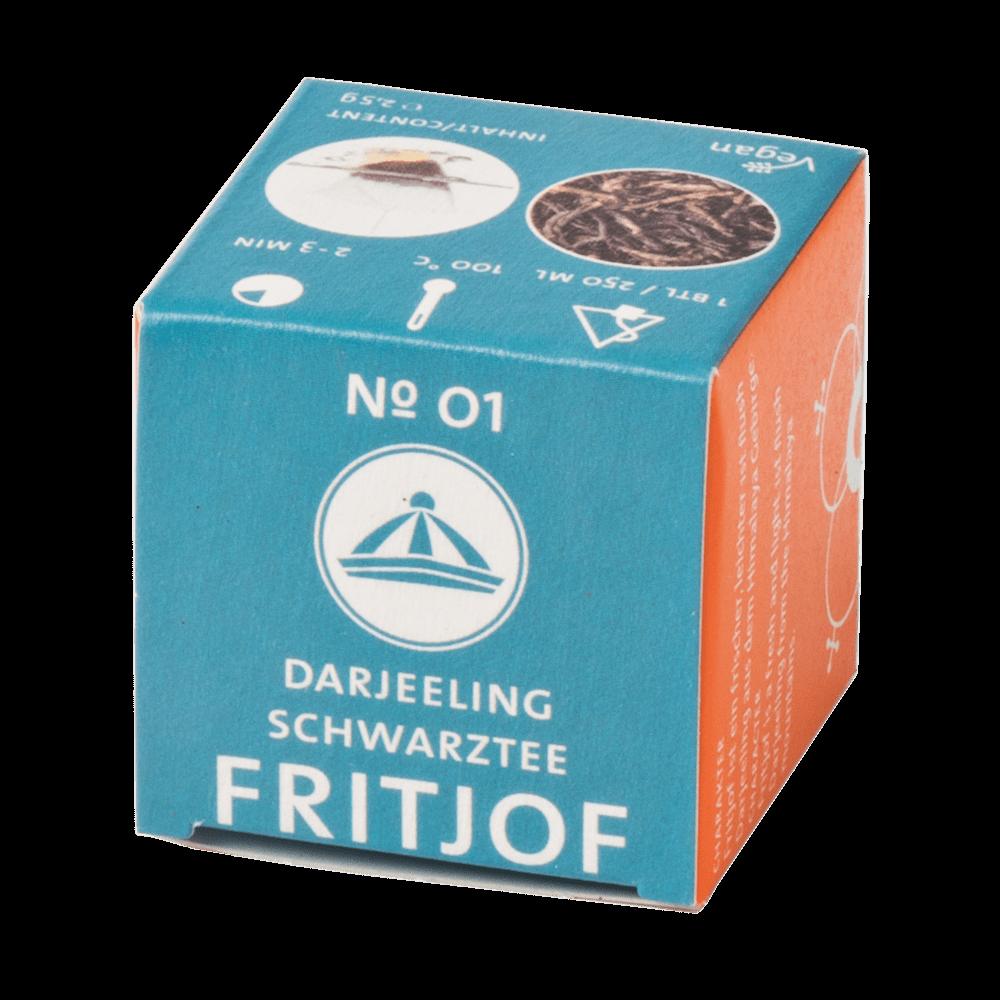Darjeeling »Fritjof« No. 01 - Schlürfel