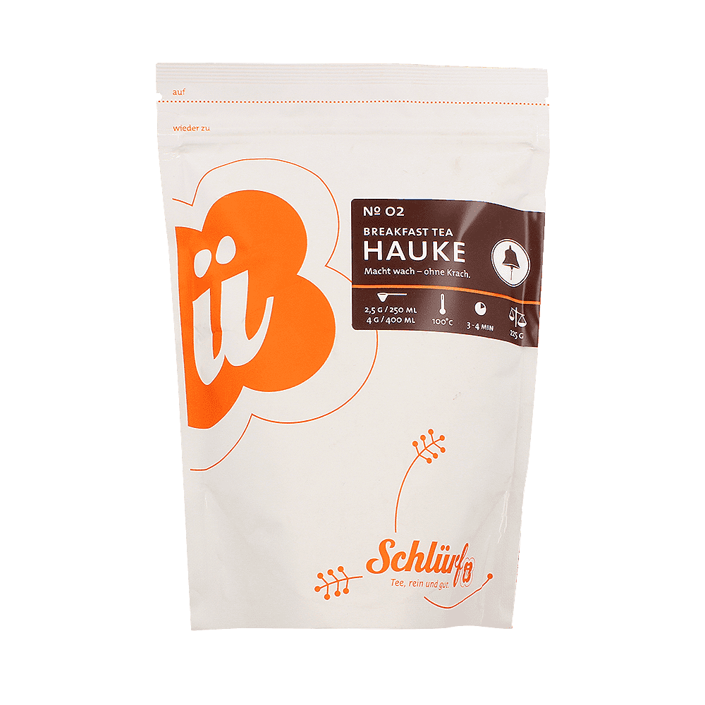 Breakfast Tea »Hauke« No. 02 - Beutel