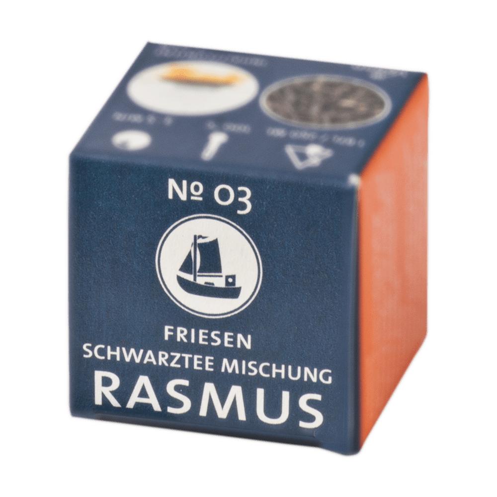 Friesentee »Rasmus« No. 03 - Schlürfel