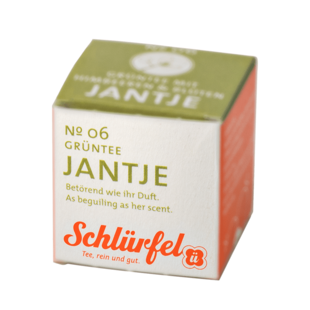 Grüntee »Jantje« No. 06 - Schlürfel