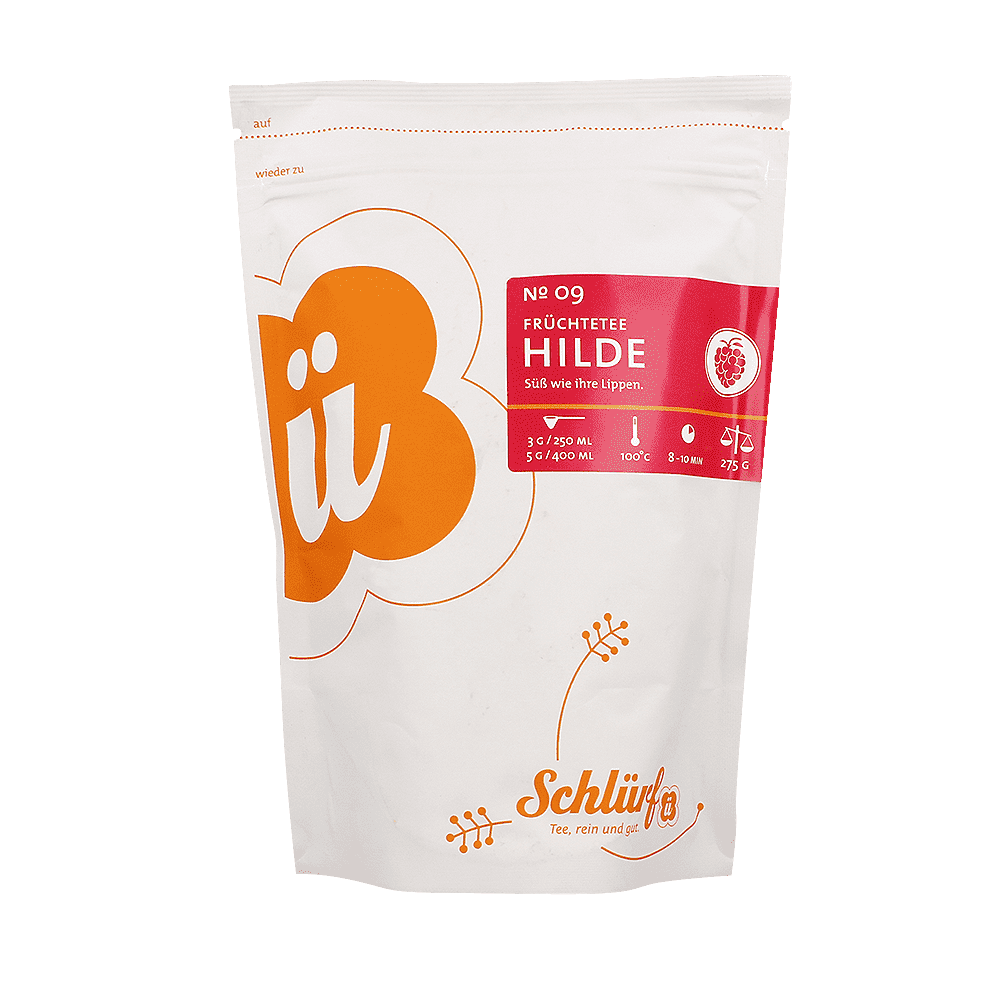 Früchtetee »Hilde« No. 09 - Beutel 275 g lose