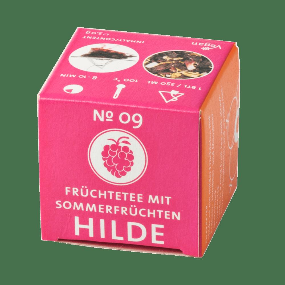Früchtetee »Hilde« No. 09 - Schlürfel