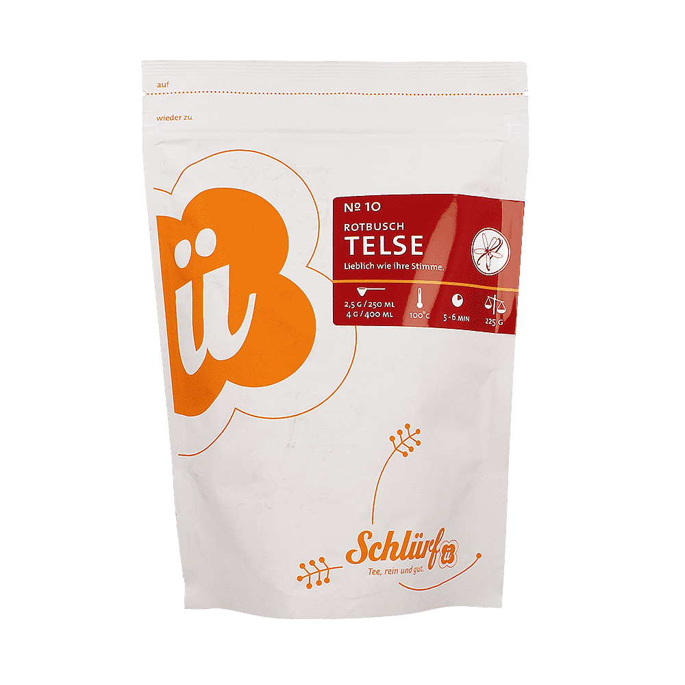 Rotbusch »Telse« No. 10 - Beutel 225 g lose