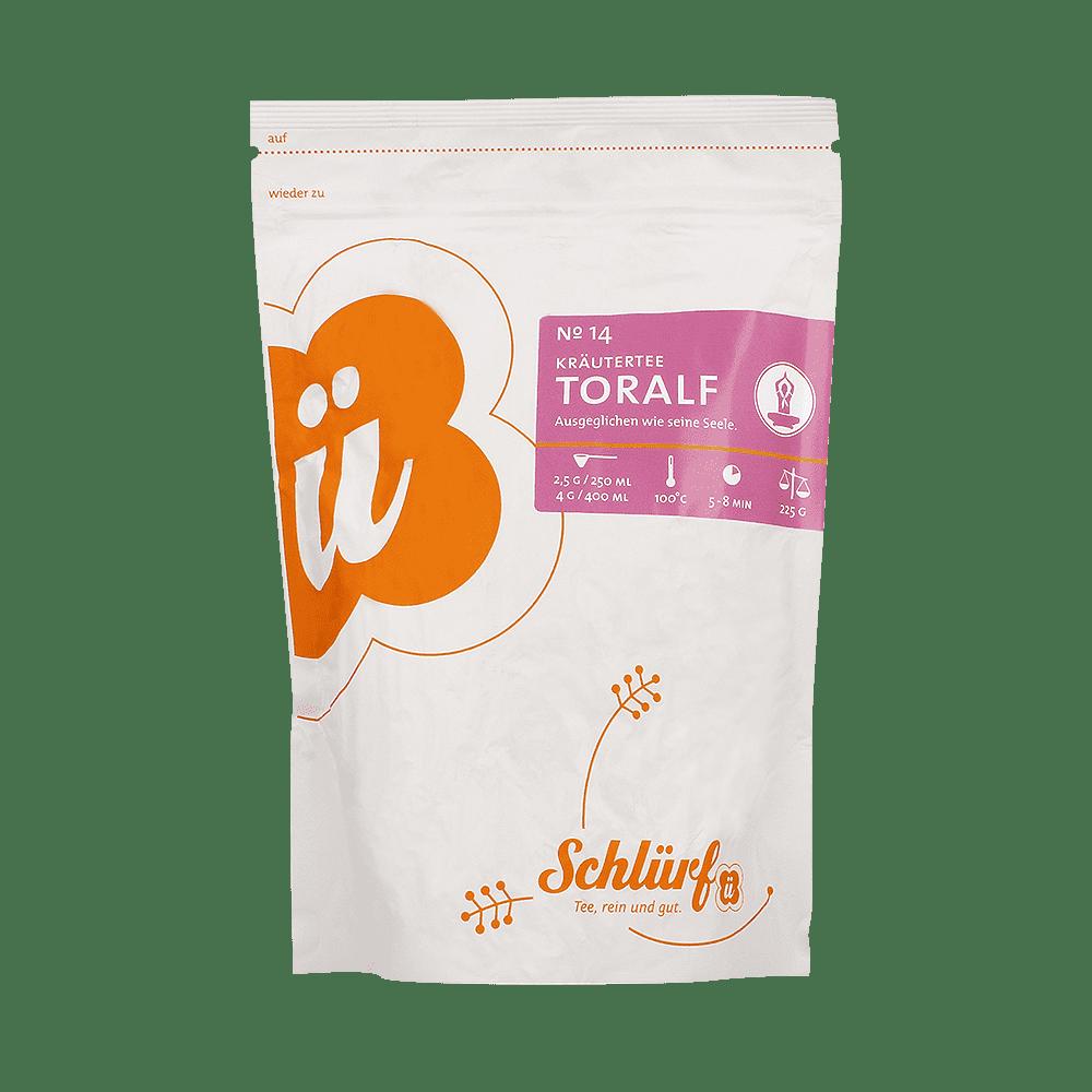 Kräutertee »Toralf« No. 14 - Beutel 225 g lose