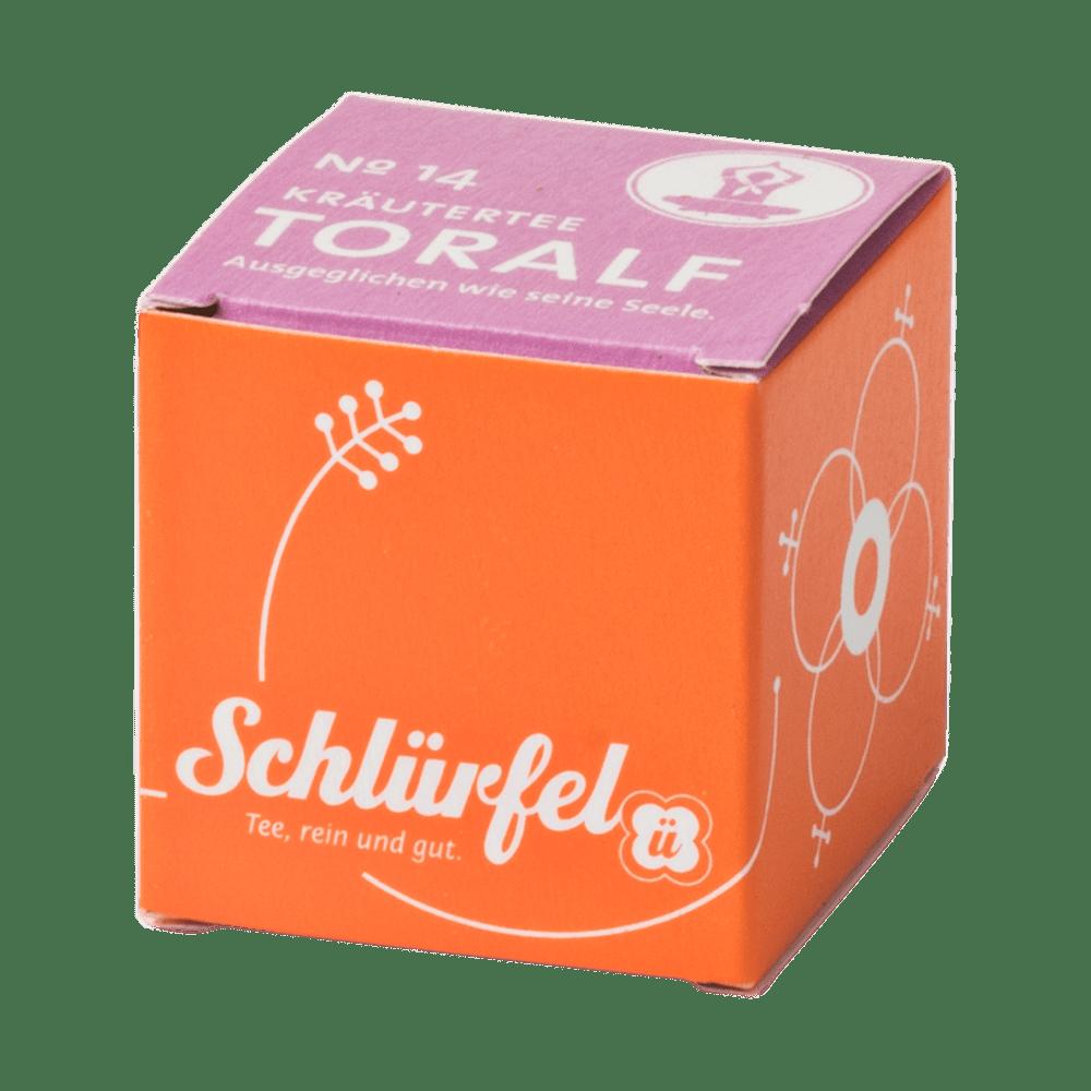 Kräutertee »Toralf« No. 14 – Schlürfel
