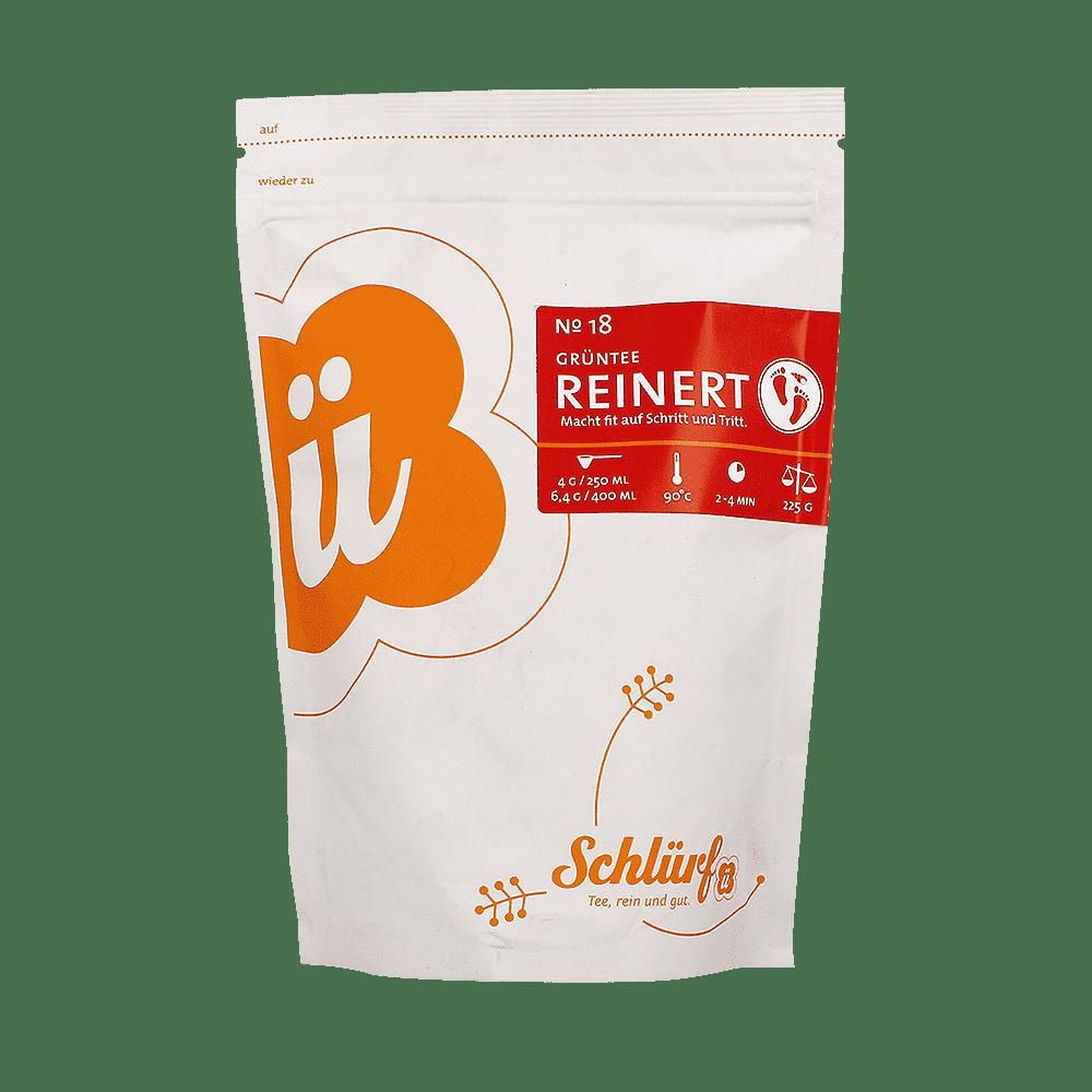 Grüntee »Reinert« No. 18 - Beutel 225 g lose
