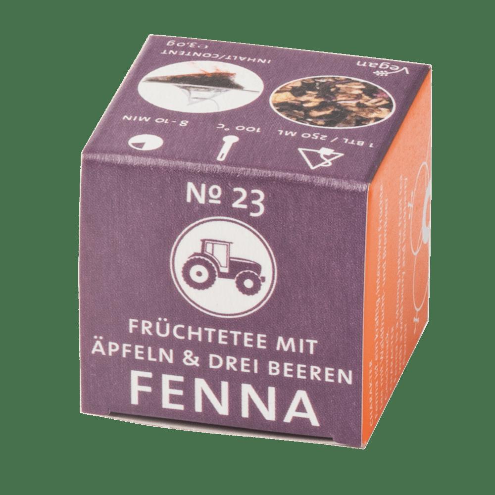 Früchtetee »Fenna« No. 23 – Schlürfel