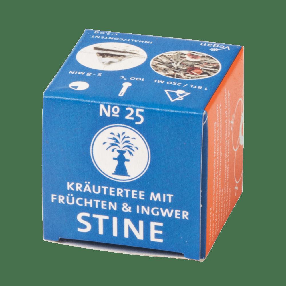 Kräutertee »Stine« No. 25 - Schlürfel
