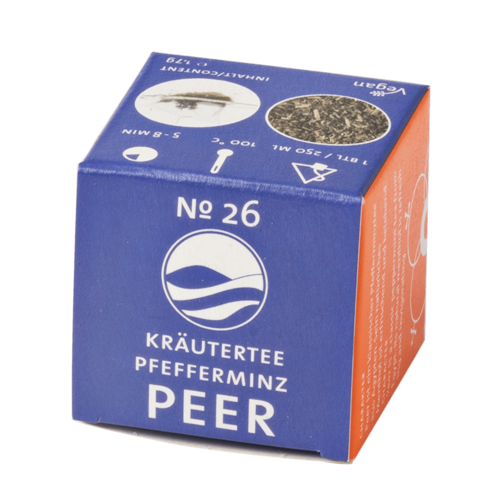 Kräutertee »Peer« No. 26 – Schlürfel