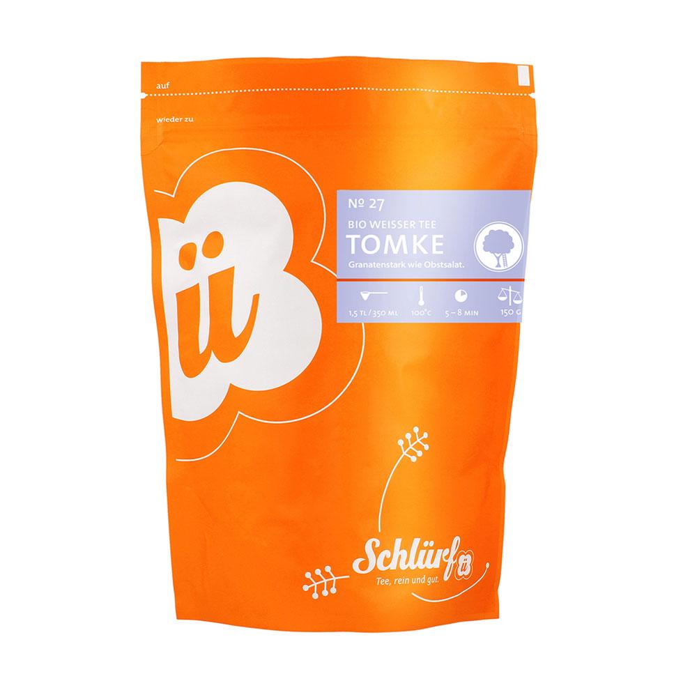 Weißer Tee »Tomke« No. 27 - Beutel 200 g lose