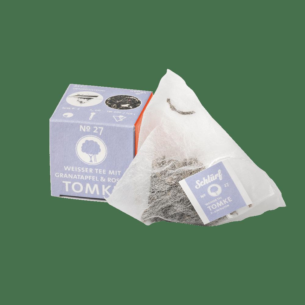 Weißer Tee »Tomke« No. 27 - Schlürfel