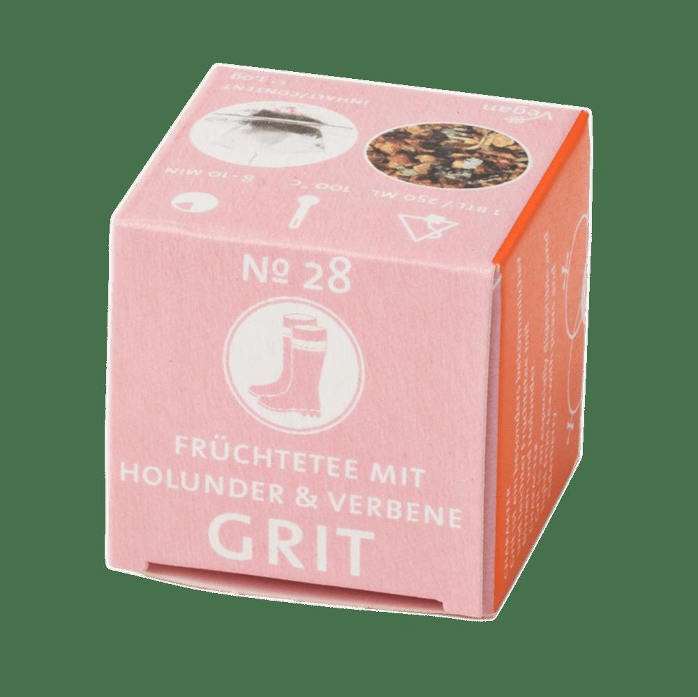 Früchtetee »Grit« No. 28 – Schlürfel