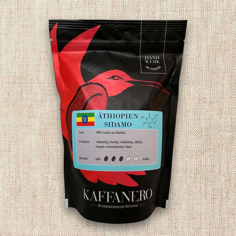 Kaffanero Äthiopien Sidamo 250 g
